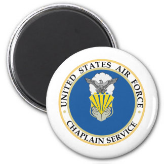 Chaplain Service Insignia Refrigerator Magnets