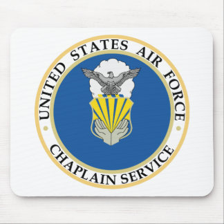 Chaplain Service Insignia Mouse Pads
