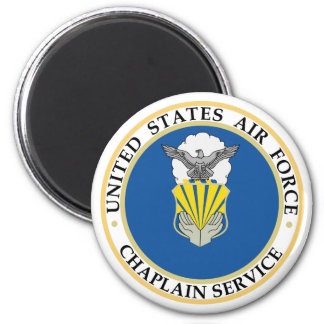 Chaplain Service Seal Refrigerator Magnets