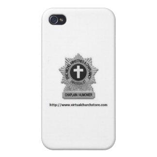 Chaplaincy Badge Logo iPhone 4/4S Covers