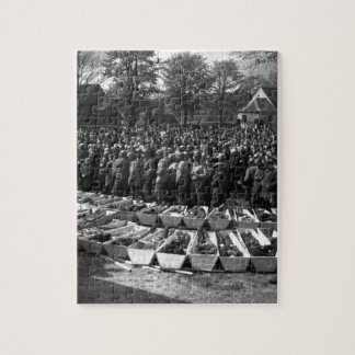 Chaplains of the U.S. Third Army_War image Jigsaw Puzzle