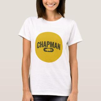 Chapman Bass Fishing Logo - Vintage Mustard Yellow T-Shirt