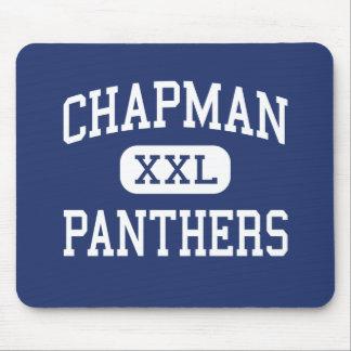 Chapman - Panthers - High - Inman South Carolina Mouse Mats