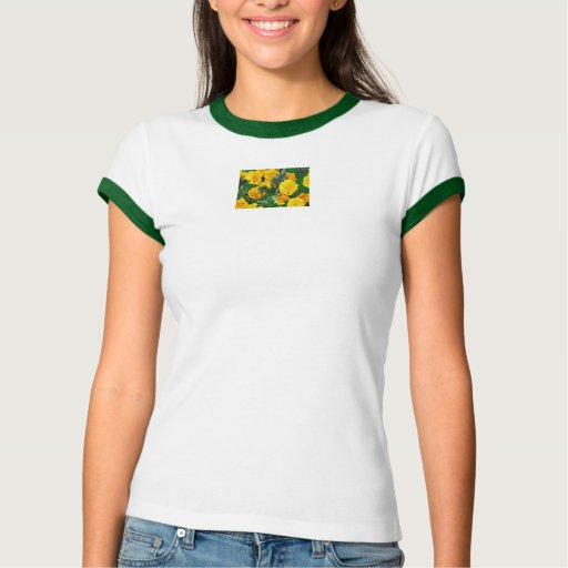 Chapoteo amarillo t-shirt