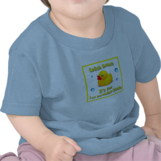 ¡Chapoteo de Splish! Camisetas