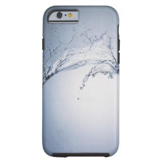 Chapoteo del agua funda resistente iPhone 6