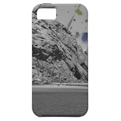 Chapoteo del color iPhone 5 Case-Mate carcasa