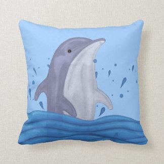 Chapoteo del delfín almohada