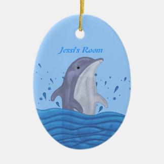 Chapoteo del delfín ornatos