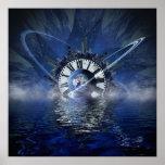 Chapoteo del tiempo de la ciencia ficción
