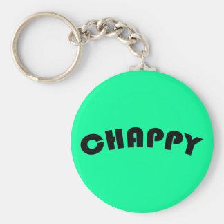 Chappy Keychain