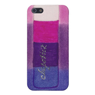 Chapstick Bisexual iPhone SE/5/5s Cover