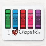Chapstick Mousepad