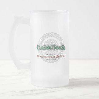 chapter_2_mug_back, chapter_2_mug_front frosted glass beer mug
