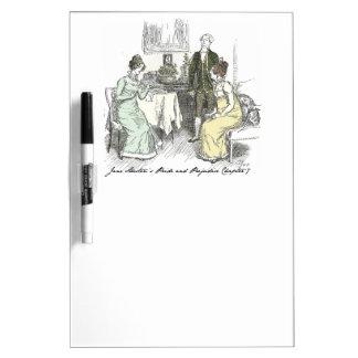 Chapter 7 Hugh Thomson Jane Austen Dry-Erase Board