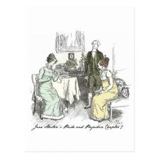 Chapter 7 Hugh Thomson Jane Austen Postcard
