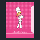 "Chapter Divider for Recipe Binder Letterhead<br><div class=""desc"">These are regular 8.5 x11&#39; letter pages with a full page illustration of a chef illustration on a designed background, and an area on the side to write on. As an example, you could write &quot;Desserts&quot; in one, then another &quot;Main Dishes&quot;, &quot;PIes&quot; so on and so forth. You really only...</div>"