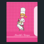 "Chapter Divider for Recipe Binders Kitchen Art Letterhead<br><div class=""desc"">These are regular 8.5 x11&#39; letter pages with a full page illustration of a chef illustration on a designed background, and an area on the side to write on. As an example, you could write &quot;Desserts&quot; in one, then another &quot;Main Dishes&quot;, &quot;PIes&quot; so on and so forth. Use with a...</div>"