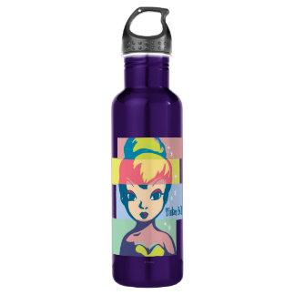 Chapucero retro Bell 2 Botella De Agua