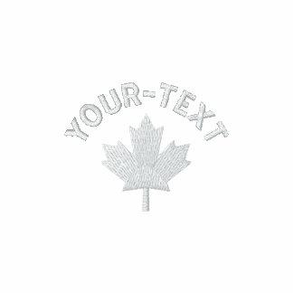 Chaqueta de Canadá - arce blanco de Canadá