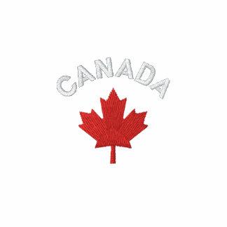 Chaqueta de Canadá - arce rojo de Canadá