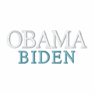 Chaqueta de chándal de Obama Biden