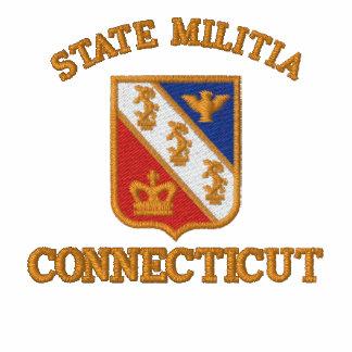 Chaqueta de la milicia del estado 1CO