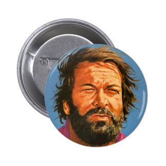 chaqueta de punto I del brote Pin Redondo De 2 Pulgadas