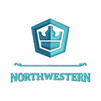 Chaqueta del noroeste del equipo de la dique seco