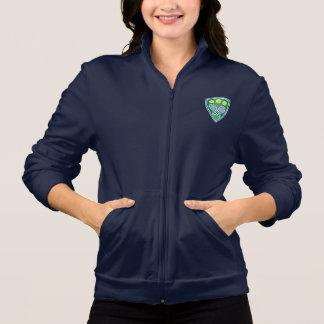 Chaqueta para mujer del tenis con el emblema elega