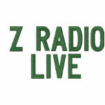 Chaqueta viva de la radio de Z