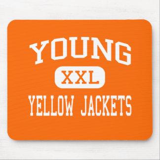 - Chaquetas amarillas - alto joven - Knoxville Tapetes De Raton