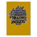Chaquetas amarillas de Arlington Heights - Fort Wo Tarjetón