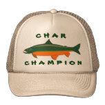 Char Champion Trucker Hat