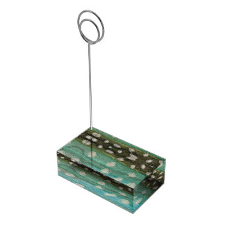 Char Fishing Place Card Holder