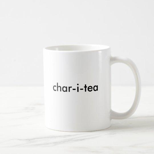 char-i-tea  mug