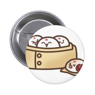 char siu bao in basket button