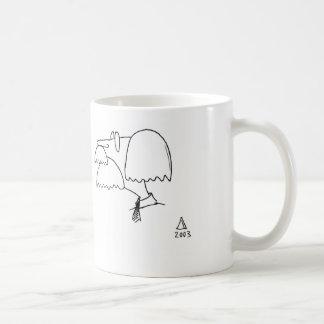 Character 305 coffee mug