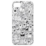 Character Art 3 iPhone 5 Case-Mate Hoesje