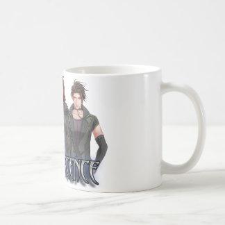 Character Banner Coffee Mug