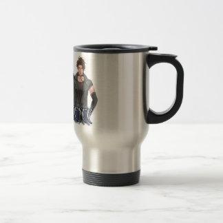 Character Banner Travel Mug