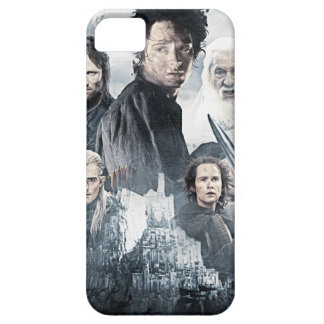 Character Collage 3 iPhone SE/5/5s Case