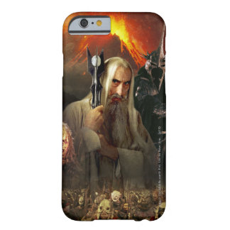Character Collage 4 Barely There iPhone 6 Case