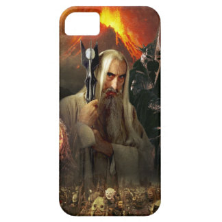Character Collage 4 iPhone SE/5/5s Case