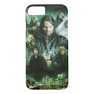 Character Collage iPhone 7 Case