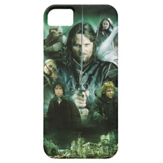 Character Collage iPhone SE/5/5s Case