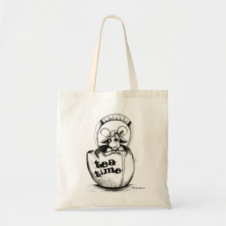 Character Collection - Tea Time Lady Tote Bag