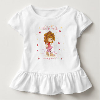 Character Design ~ Raising Maddie - Bossy Boots Toddler T-shirt