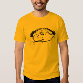 Character Faces T Shirt