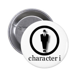 character i buttons